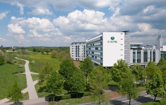 4* Hotel SI-SUITES Stuttgart, zahl was du willst!
