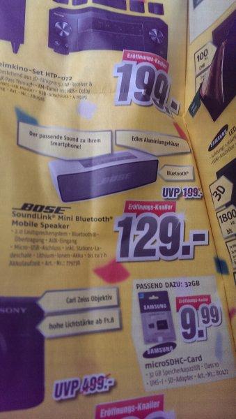 Bose Soundlink Mini 129 € [lokal] Berlin Pankow
