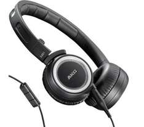 AKG K 451 Mini-Headset schwarz für 59,95 € @Ebay