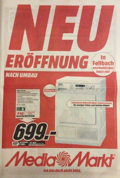 [offline] Miele Trockner, Sony LED TV, Philips UHD-TV, Heimkinoreceiver, 5.1 Heimkinosystem@ [lokal]MediaMarkt Fellbach & Waiblingen