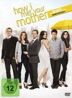 [Amazon Prime] How I met your Mother - Staffel 9