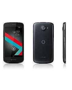 Vodafone Smart 4G LTE schwarz Touchscreen Bluetooth 8 MP Kamera Android 4.2 NFC