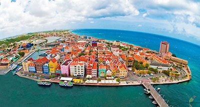 Curacao Flug ab Düsseldorf + 3-Sterne-Plus-Resort für 799 €