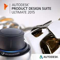 Autodesk Product Design Suite Ultimate 2015 + 3Dconnexion SpaceNavigator [EDU]