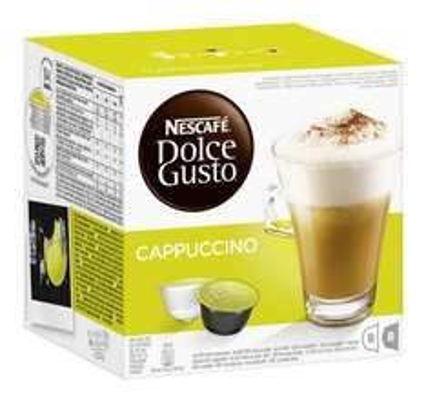 [Amazon Prime] Cappuccino & Cafe au Lait 3er Pack Nescafe Dolce Gusto Kapseln für je 11,37€