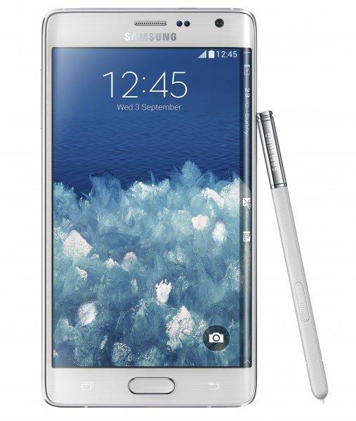 Samsung Galaxy Note Edge weiß für 599,00