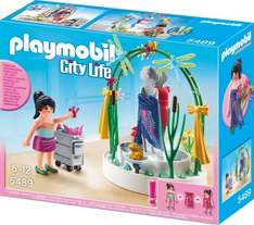 [Amazon PRIME] PLAYMOBIL 5489 - Dekorateurin mit LED-Podest - Blitzangebot - 34% Ersparnis