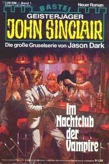 John Sinclair Folge 1 (Im Nachtclub der Vampire) - Gratis Download (epub, mp3, TV-Digital Aktion)