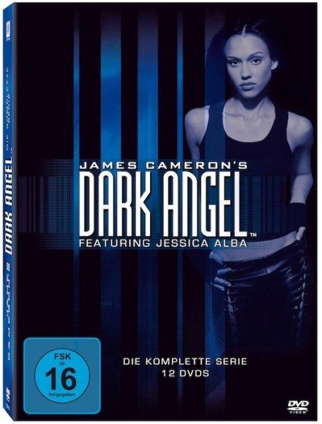 (Buch.de) (BOL.de) (DVD) Dark Angel - Die komplette Serie