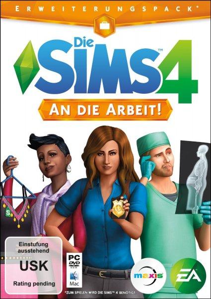 Die Sims 4 - An die Arbeit 36% günstiger