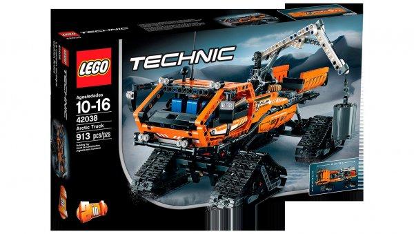 LEGO Technic 42038 Arktis Kettenfahrzeug, bei SpieleMax, für 54,14€