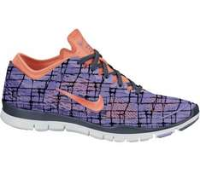 Nike Free 5.0 Woman Sport Schuhe orange lila Gr. 38, 75,45 EUR @ keller-sports