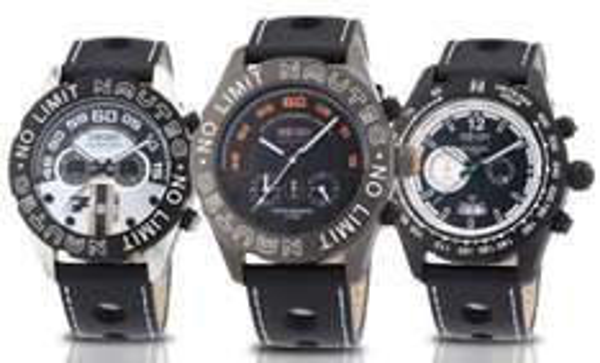 Nautec No Limit XL Indianapolis (+Dakkar, Le Mans, Monza) Herren Chronograph @Groupon