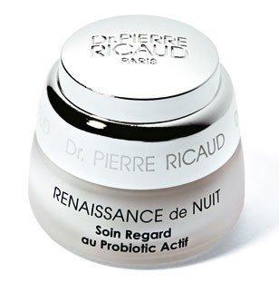 """[Pierre Ricaud] """"Renaissance de nuit"""" (Nachtcreme) oder """"Capital énergie"""" (Augenpflege) + Bademantel / Tasche für 10€ (+ 7% Qipu)"""