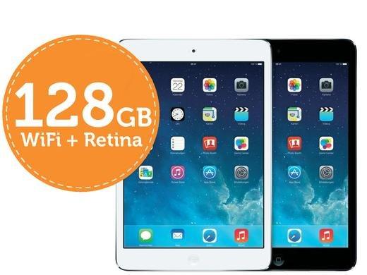 iPad Mini 128 GB für Euro 405,90