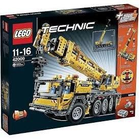 LEGO 42009 Schwerlastkran