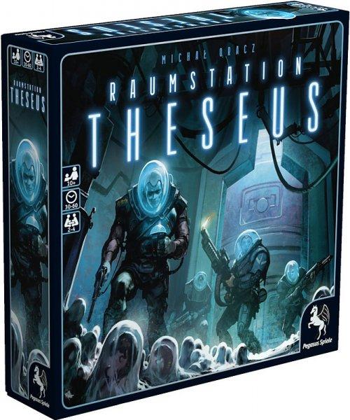 [Amazon.de] Brettspiel Raumstation Theseus 16,42€ (Prime)