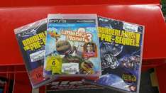 [Lokal nähe Frankfurt] Borderlands The Pre Sequel 15,- Little Big Planet PS3 15,-