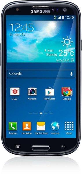 Samsung GALAXY SIII (3) Neo (black) @ebay