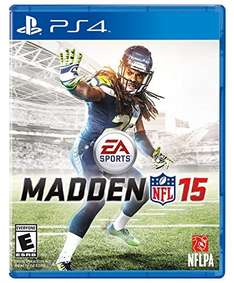 [amazon.de] Madden NFL 2015 Ps4