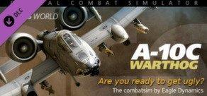 DCS World DLCs -70% auf Steam z.B. A-10C Warthog für 11,09€ statt 36,99€