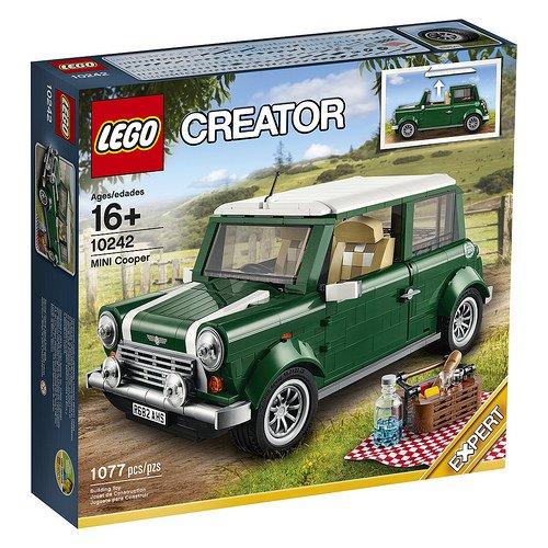 Lego 10242 Creator - MINI Cooper, bei Intertoys.de für 76,49€
