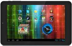 "Prestigio MultiPad 2 Pro Duo 7.0 weiß mit 7"" IPS Display, 1GB RAM, 8GB Flash, Android 4.1 inkl. Leder-Tasche"