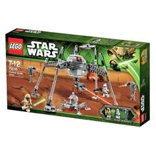 Lego Star Wars 75016 - Star Wars Homin Spider Droid - 29,95€ - real.de [Marktanlieferung 26,95€]