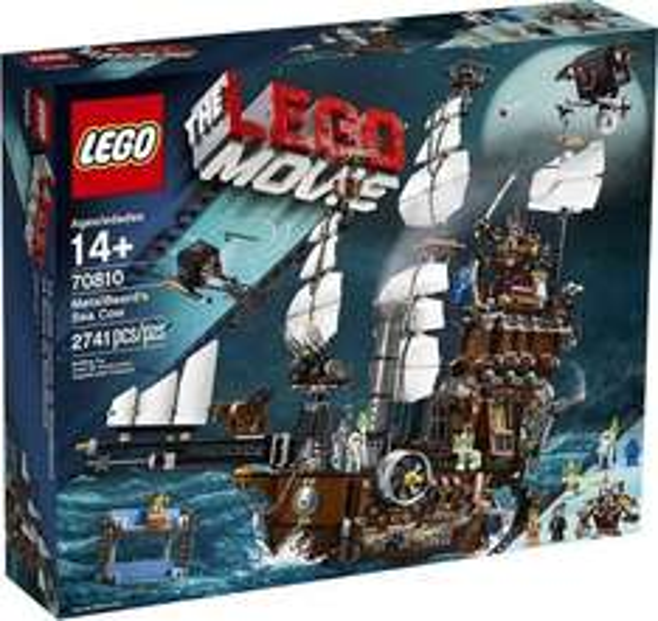LEGO 70810 Movie Eisenbarts See-Kuh, bei Intertoys.de für 186,99 €