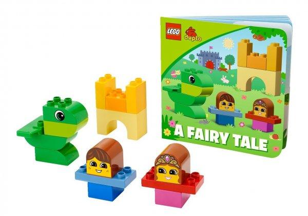 Lego Duplo 10559 - Drache Dragos neue Freunde & Buch für 7,13€ Amazon Prime