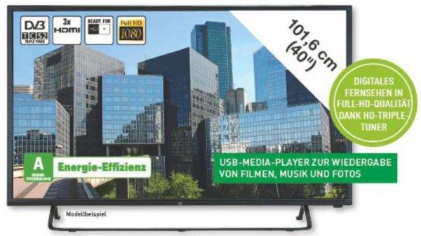 (Lokal Marktkauf Voerde) JTC 2040TT 40 Zoll TV