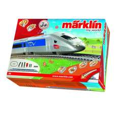 Märklin My World Starterset TGV für 33,98 Euro bei Intertoys