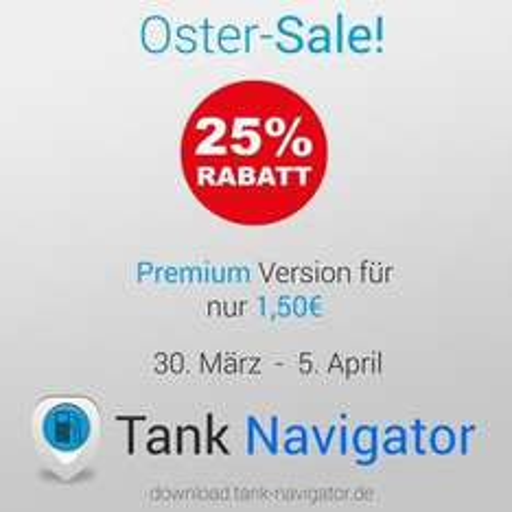 [Android] Tank Navigator Premium 1,5 € statt 2 € (25% Rabatt)