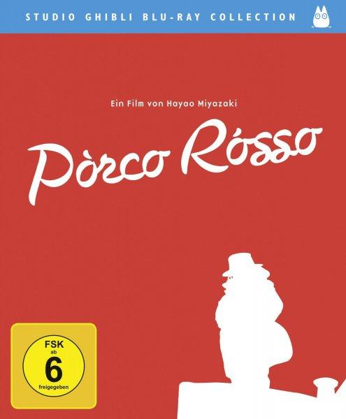 Porco Rosso - Studio Ghibli (Bluray) für 14,46€ + Versand @ Amazon.de