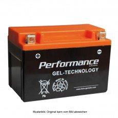 Gel Motorrad Batterien 50%