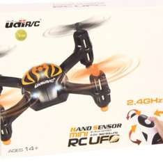 [Lokal MM Bayreuth] Mini-Quadrocopter UDI U830 15€