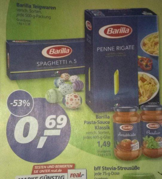 [REAL] OFFLINE Barilla Pasta 0,69€