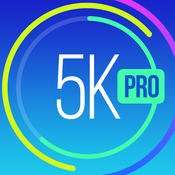 [iOS] Lauftraining 5 km PRO: Trainingsplan, GPS-Tracking und Tipps zum Laufen statt 4,99€