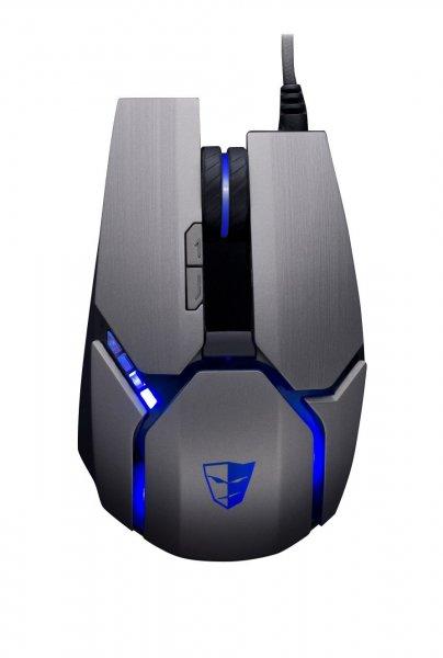 TESORO Gandiva H1L - Laser-Gaming-Maus für PC bei Pixmania für 29,93 € zzgl. Versand