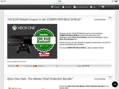 [Bundesweit Gamestop] XBox One Bundles z.b Halo Master Chief Collection,Sunset Overdrive bei Gamestop 100€ Rabatt = 303,79€