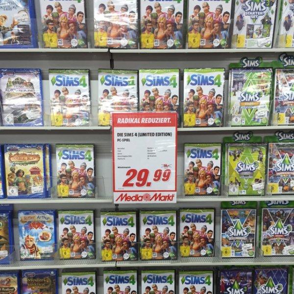 Die Sims 4 Limited Edition für PC