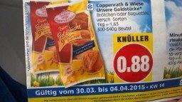 Unsere Goldstücke Coppenrath & Wiese *Lokal Edeka Dollbergen 31311*