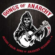 Sons of Anarchy - Soundtrack aus Staffel 1-4
