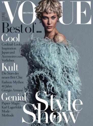 3 Ausgaben Vogue für 12€ inkl. 15€ Prämie - Effektivpreis: -3€