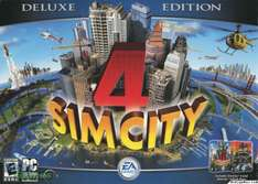 [Steam] SimCity 4 Deluxe Edition 2,00€ @ GreenManGaming (MAC/Windows)