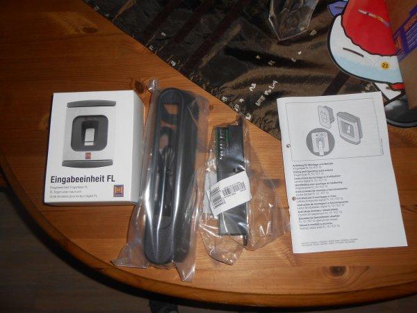Hörmann Fingerleser Fingerabdruckscanner FL12