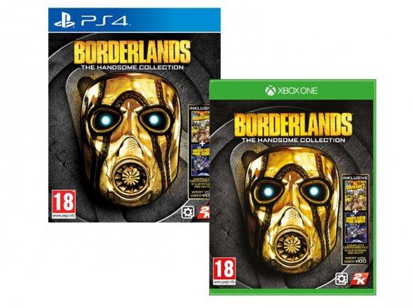 [Saturn Österreich] Borderlands: The Handsome Collection PS4/Xbox One für je 33€ bzw. 40€ incl. Versand nach Deutschland