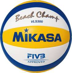 [Amazon Blitzdeal] Beach-Volleyball MIKASA® BEACH CHAMP VLS 300, Größe 5