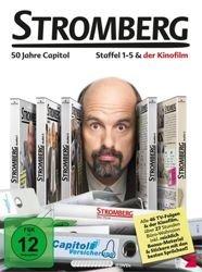 [Saturn/Amazon] Stromberg - Staffel 1-5 + Film - 50 Jahre Capitol-Versicherung (11 DVDs) für 27,99€!