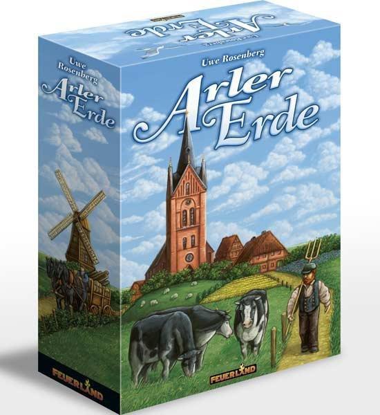 """Vielspieler 2 Personen Brettspiel """"Arler Erde"""" von Uwe Rosenberg für 33,49€ bzw. 30,49€ (Neukunden) @Spiele-Offensive.de"""